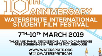 Watersprite International Student Film Festival 7th-9th March