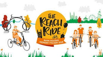 Reach Fair Ride - Bank Holiday Monday 7th May